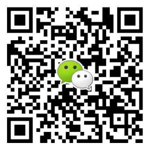 We Chat QRCode