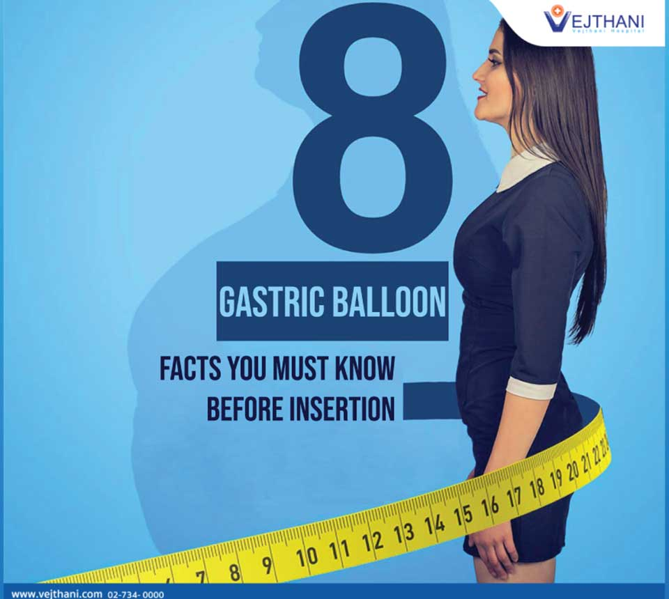 8 Facts You Must Know Before Gastric Balloon Insertion