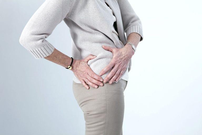 Hip pain Vi