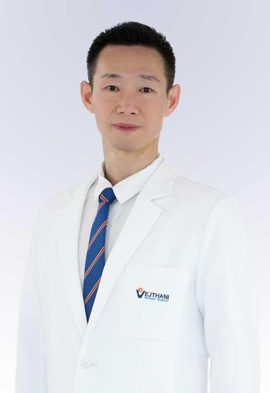 ผู้ช่วยศาสตราจารย์นายแพทย์ คมกฤช เอี่ยมจิรกุล