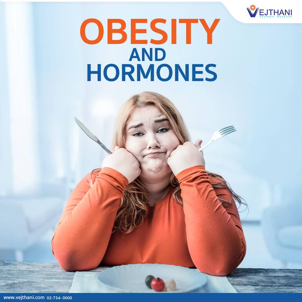 OBESITY AND HORMONES